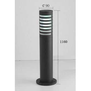 Luz al aire libre negra del piso de la alta calidad (KM-F006 / L)