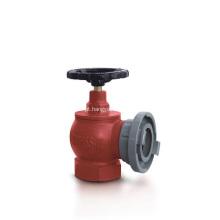Válvula de retenção de hidrante e válvula de controle de hidrante