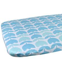 Органические стандартный мягкий хлопок лист детская кроватка