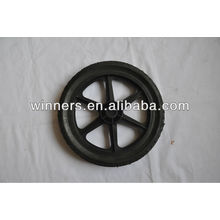 """rueda de goma sólida / rueda de carro de herramientas 10 """"/ 12"""""""