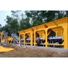 Installation de mélange de sol stabilisé modulaire 300t / H
