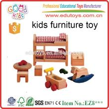 8Pieces Классический стиль Деревянная детская мебель для спальни