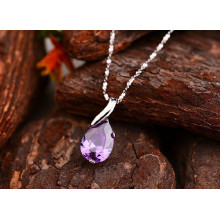 Necklaces Pendants Personalized Crystal Waterdop Pendant Jewelry Crystal Pendant