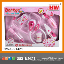 2015 Best selling children plastic toy doctor kit doctor set
