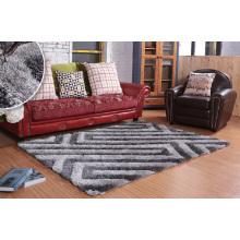 100% Polyester Shaggy 3dcarpet Teppich