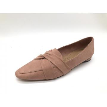 Women's Square Toe Classic Cute Slip-on Ballet Flats