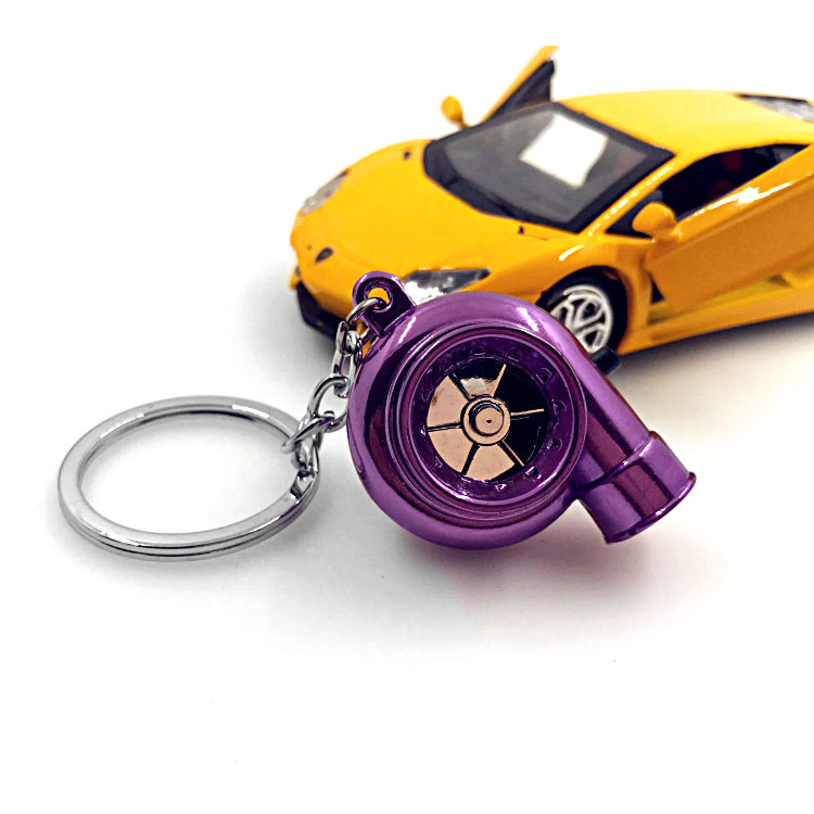 Electric Turbo Keychain