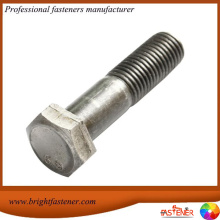 Fast Delivery for DIN 6914 Structural Bolts High Quality DIN931 Carbon Steel Hex Bolt supply to Azerbaijan Importers