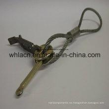 Embrague del anillo de elevación concreto prefabricado con la cuerda de alambre para el hardware de la construcción (2.5T)