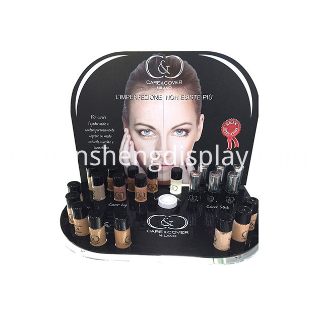 Makeup Display Units