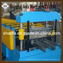 Petit pain en acier de fabrication de plancher de plate-forme de couleur formant la machine (AF-D720)