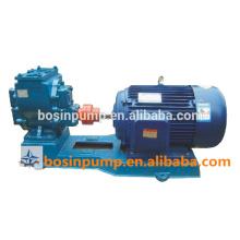YPB series fuel oil rotary vane pump