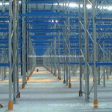 Selective Metal Warehouse Storage Galvanized Heavy Duty Pallet Shelving