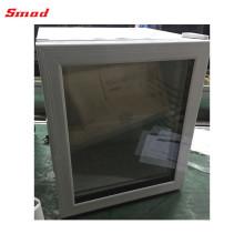 Refrigerador de cristal de sobremesa de la puerta del refrigerador de la puerta del OEM mini