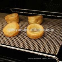 Non-stick / reutilizables barbacoa parrilla malla / horno de cocina de malla