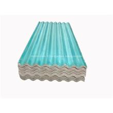 Feuille de toiture de couronne en fer ondulé