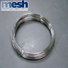 zinc coated galvanized low carbon steel wires