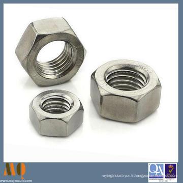 Douilles à écrous carrés standard en acier inoxydable