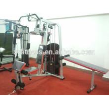 3-Stationen-Fitnessgeräte