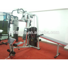 3-station Multi Gym Equipment