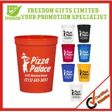 BPA Free 16OZ PP Plastic Stadium Cups