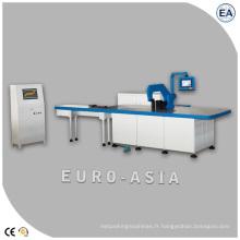 Machine à cintrer les barres omnibus CNC