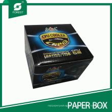 Boîte de carton d'emballage de carton de refroidisseur de CPU de vente chaude