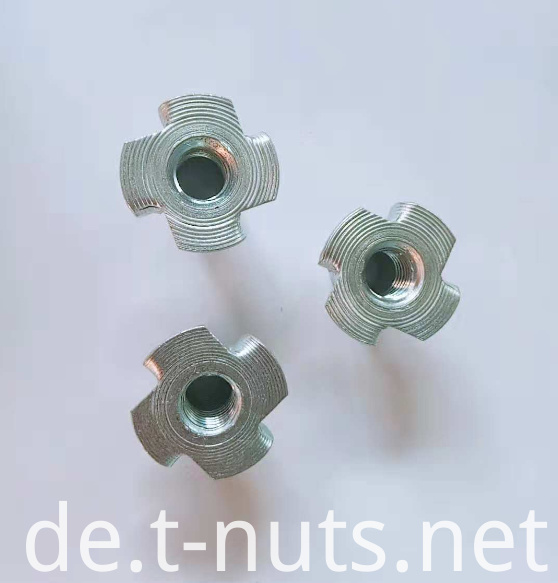 Cold heading Disc Half thread Tee nuts