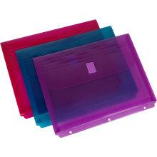 Binder & Clear Folder