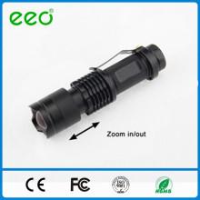 Алюминиевый светодиодный фонарик 3W водонепроницаемый светодиодный фонарик 3W Увеличить Zoom Тактический 3W SMD светодиодный фонарик