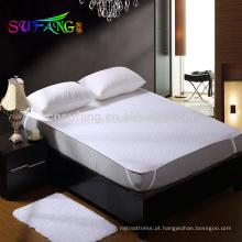 Linho do hotel / venda quente capa de colchão impermeável terry