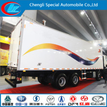 8*4 Big Capacity Refrigerated Van Trucks