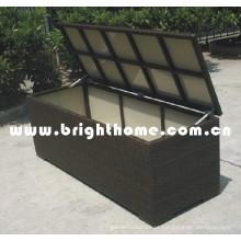 Mobília ao ar livre do Rattan - caixa de almofada (BG-MT25)