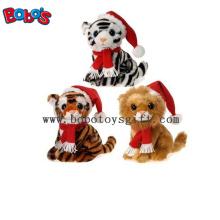 Hot Sale pelúcia olhos grandes brinquedo de Natal de animais de pelúcia