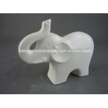Figurine en céramique éléphant de mode Moden Design pour décoration de maison