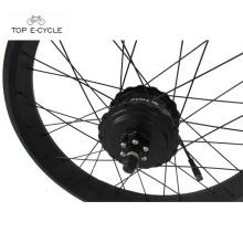 500w Bafang puissant moteur de moyeu pour kit de convension électrique de vélo électrique