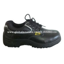 Non-skip ESD Safety Shoes, Steel-toe Protection
