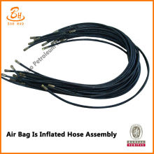 API Pump Parts Air Charging Hose Assembly
