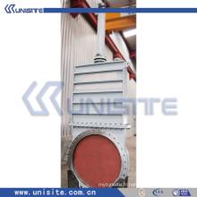 Vanne en acier haute pression (USC-10-016)