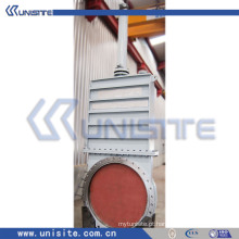 Válvula de aço de alta pressão (USC-10-016)