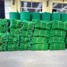 High strength fall protection green construction safety net for Temporary Fencing/scaffolding