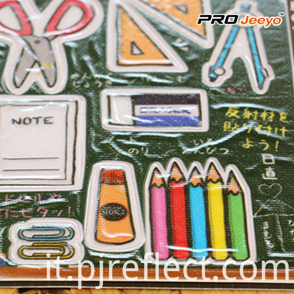 Stationery Sticker