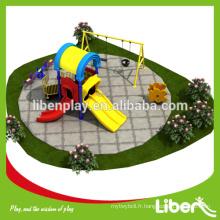 Équipement de jeux de plein air pour enfants pour parc et jardin / usine jeux pour enfants à vendre