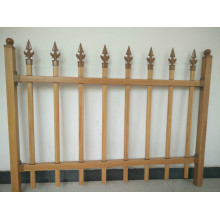 designs for steel fence/ steel fence/ steel fence