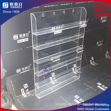 Custom Promotion Lutice Nagellack Display Stand Stand