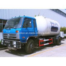 4X2 LPG Füllung Liquified Petroleum Gas Tank 5000lts