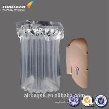 Bolso de amortiguador de columna de aire para embalaje bolsa de colchón de aire de la cámara