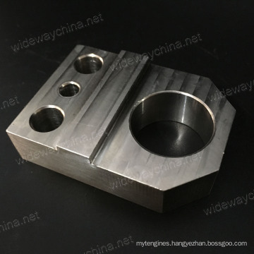 Top Precision All Type of Carbon Steel CNC Milling Machinery Parts for Residential Products Use, Small Batch Accepted, on Time Delivery