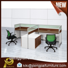 Modern office cubicle call center furniture workstation 16F053