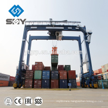 Precast Beam Use Gantry Crane RTG Crane